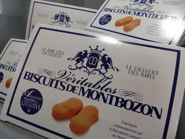 Biscuits Montbozon Atelier des Papilles Haute-Saône Montbozon Produits locaux