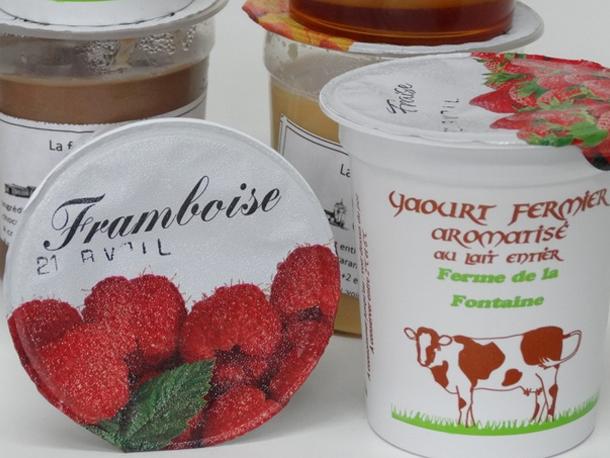 Gruyères Verchamps Haute-Saône Montbozon Produits fermier yaourt