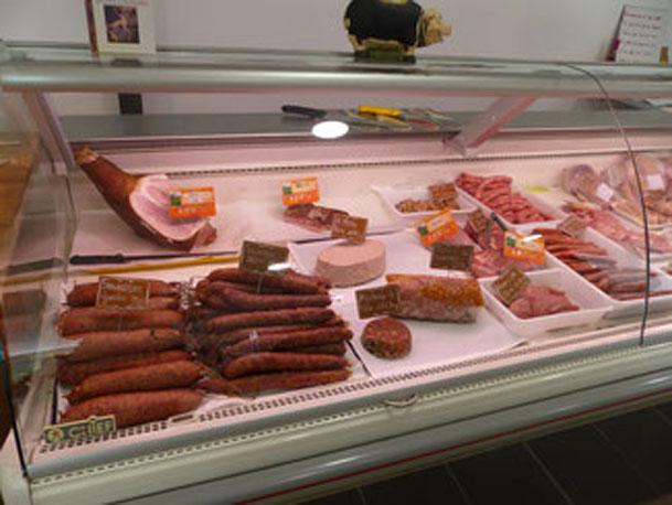 viande producteur de la ferme  Atelier des Papilles Haute-Saône Montbozon Produits locaux