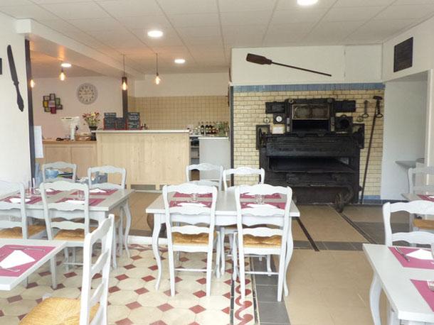 Restaurant Montbozon produits locaux production locale