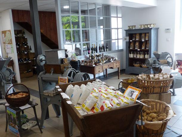 Haute-Saône produits locaux et bio produit de la ferme Montbozon